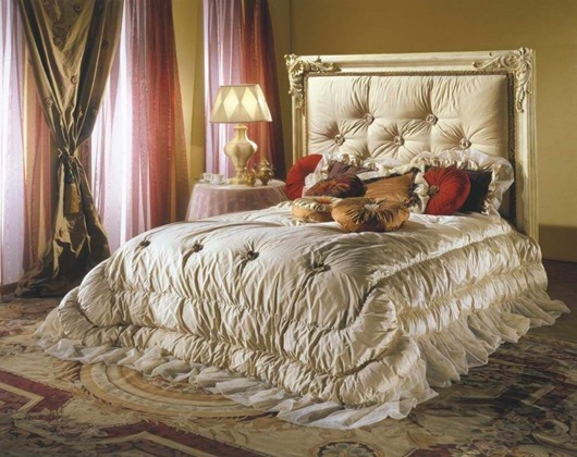 Как поставить кровать по фэн-шуй