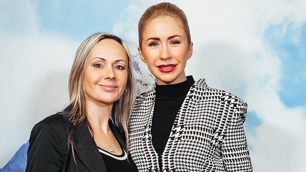 Анастасия Гребенкина и Мария…