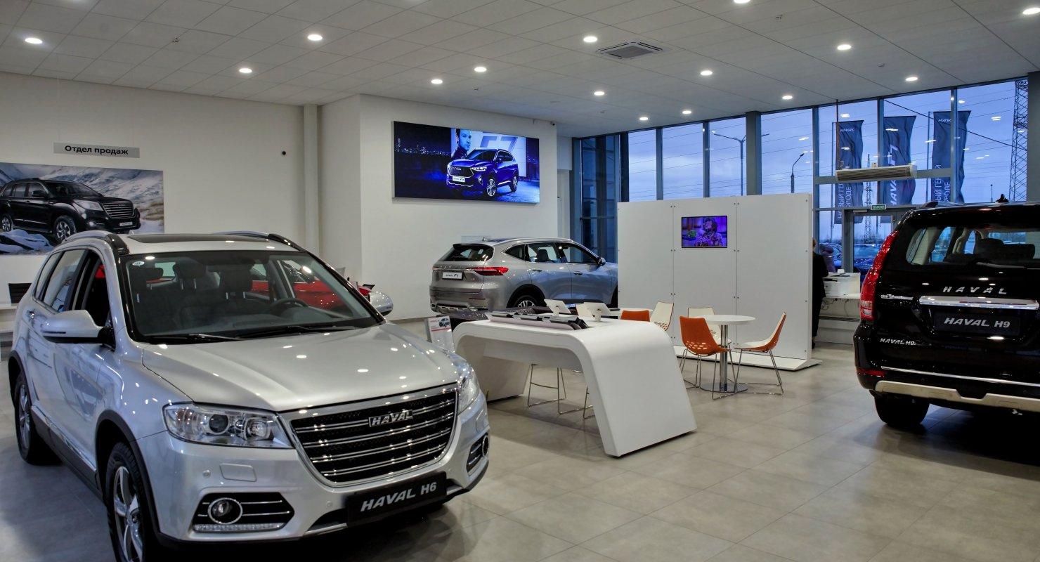 Уровень продаж китайских автомобилей на Кубани вырос на 140% Автомобили