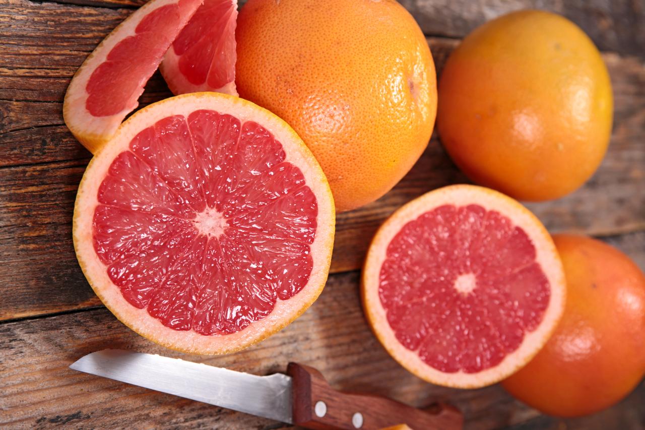 Польза и вред кожуры грейпфрута для организма человека