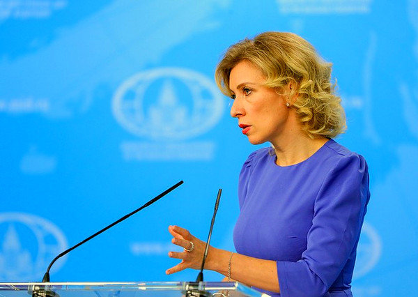 """Мария Захарова жестко загнала в угол западного журналиста: """"Вы беситесь потому, что испугались роста нашего влияния"""""""