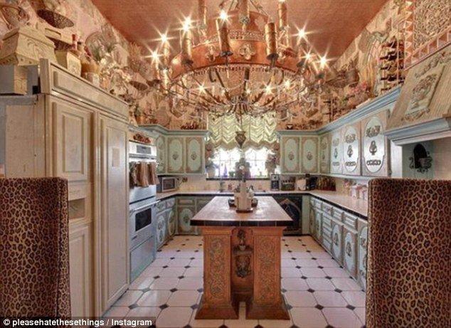 10. безвкусица, дизайн для дома, и такое бывает, инстаграмм, интерьер, интерьер и декор, интерьер квартиры, интерьеры