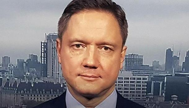Российский бизнесмен в страх…