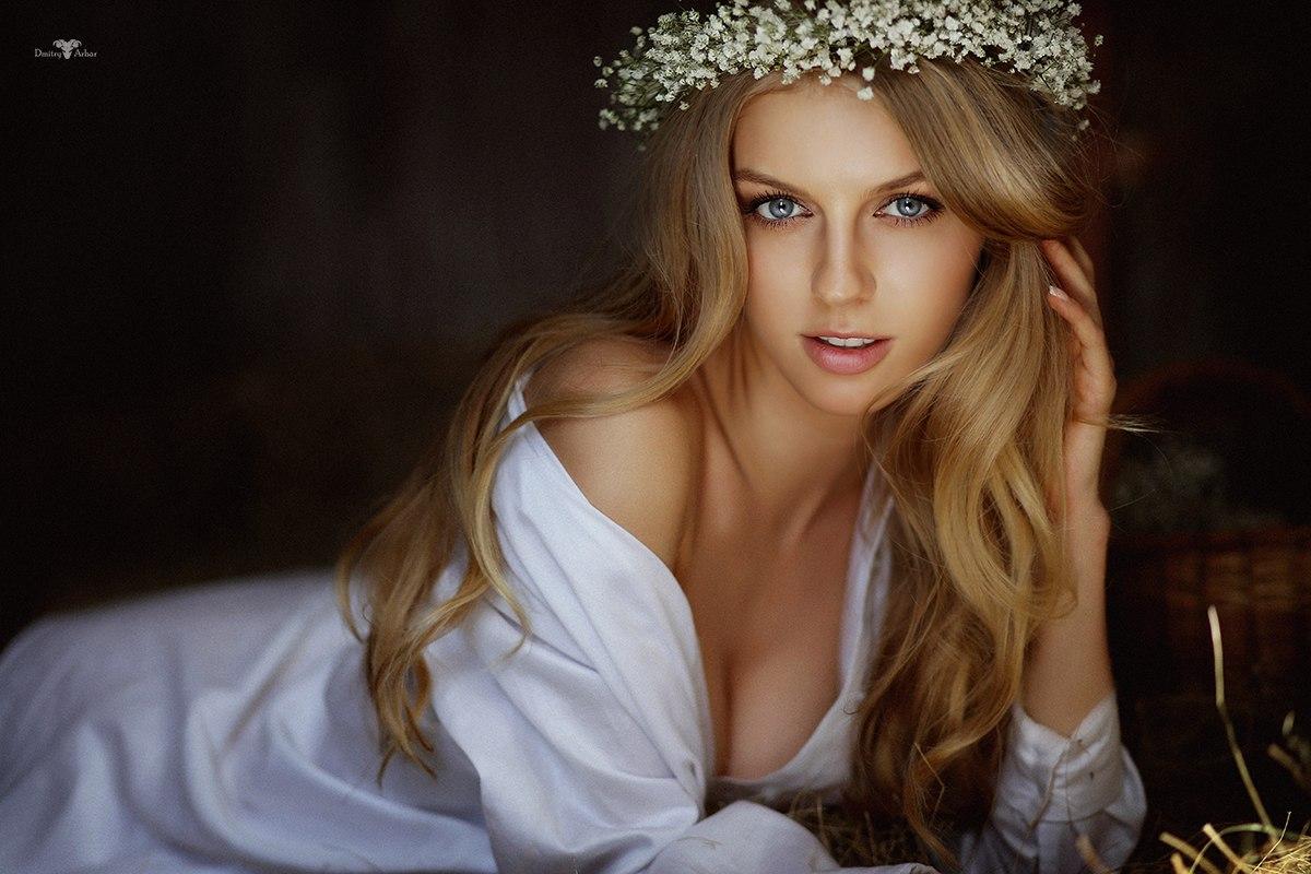 Красивые фотографии девушек Дмитрия Архара