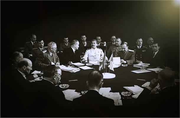 О том, как Сталин не позволил истребить побежденных немцев