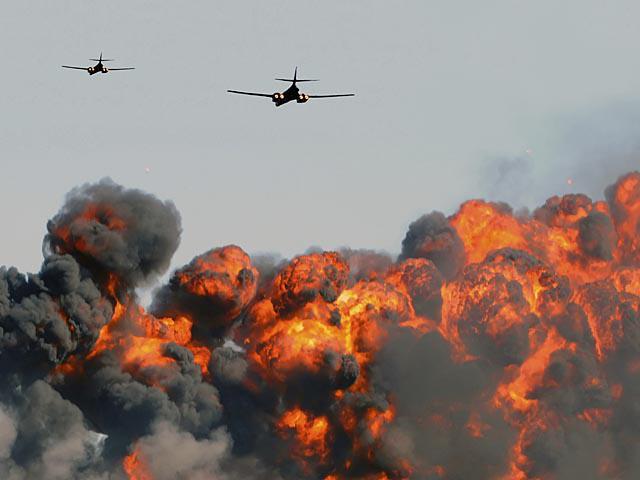 Россия нанесла молниеносный удар по району, откуда был сбит Су-25