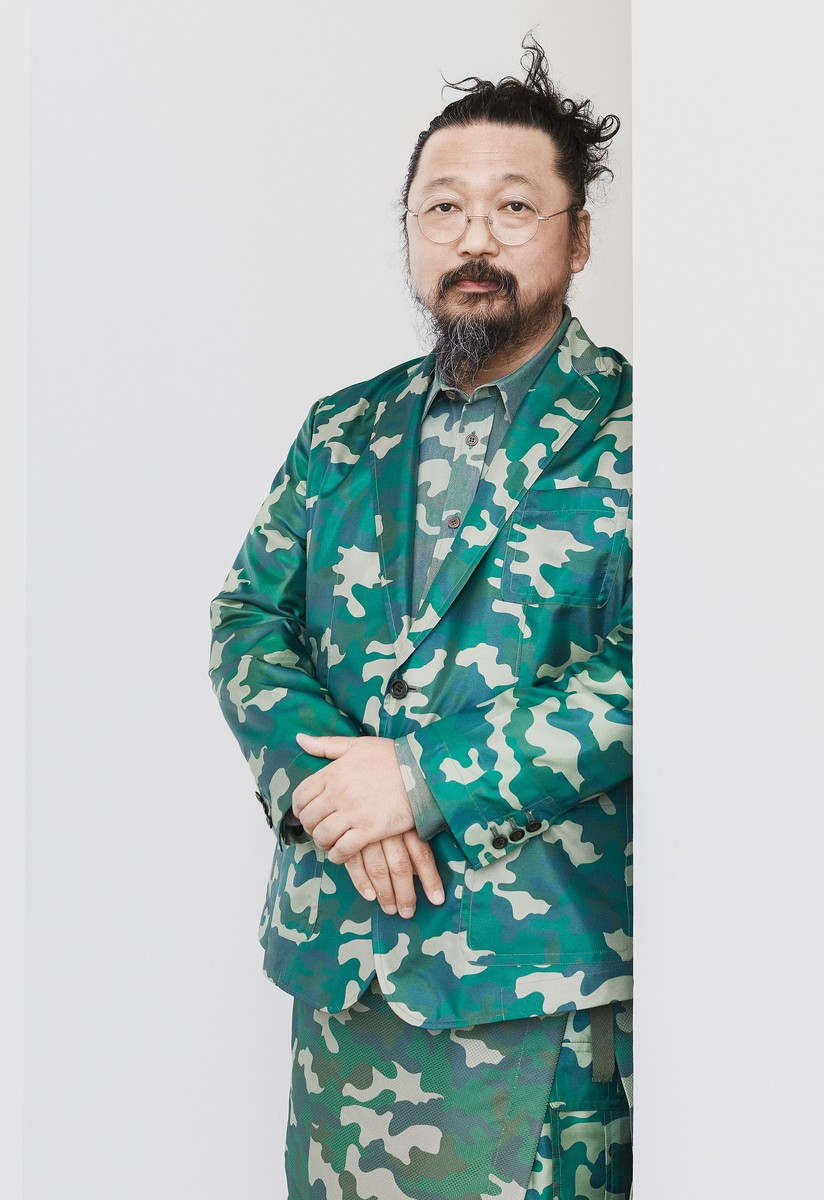 Правила жизни японского художника Такаси Мураками