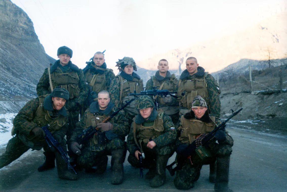 Памяти бойцов 6 роты 104 полка 76-й дивизии ВДВ…