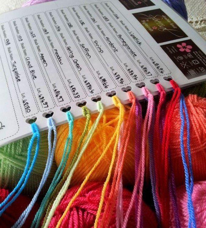 лайфхаки в вязании