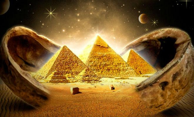 Скрытая пирамида Саккара: находка, перевернувшая историю Египта Египет,наука,пирамиды,Пространство,пустыня,Саккара