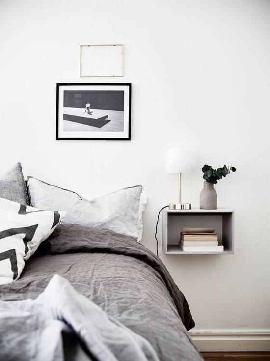 парящая мебельСтильный интерьер: 15 вещей и дизайнерских приемов в помощь