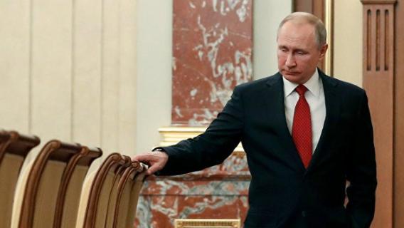 Financial Times: проблемы Путина вынудят его выполнять указания Запада Политика