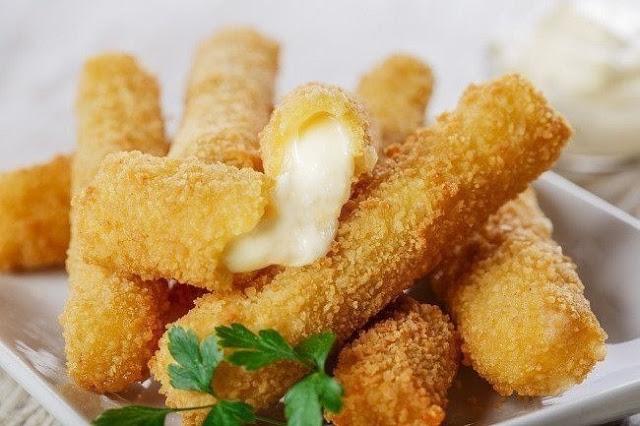 Закуски из сыра, от которых вы будете просто в восторге!