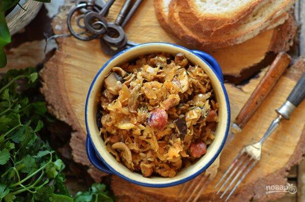 Польская кухня: блюда, котор…