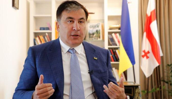 Грузия Online: за скандальные заявления Саакашвили власти Грузии намерены «спросить с Украины»