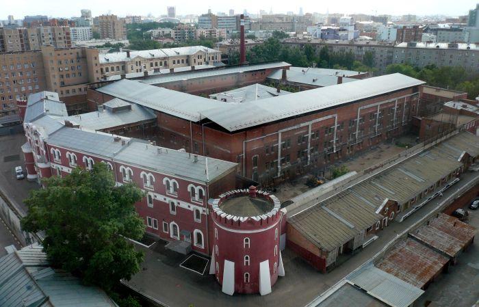 Бутырская тюрьма. / Фото: www.seeandgo.ru