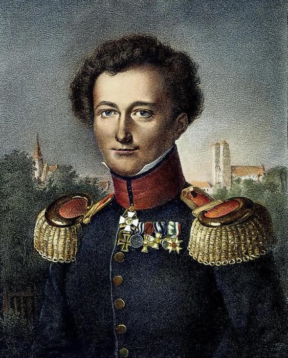Иностранцы на службе в русской армии