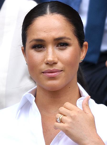Как ювелирные украшения Меган Маркл помогают женщинам в Афганистане Монархи,Британские монархи