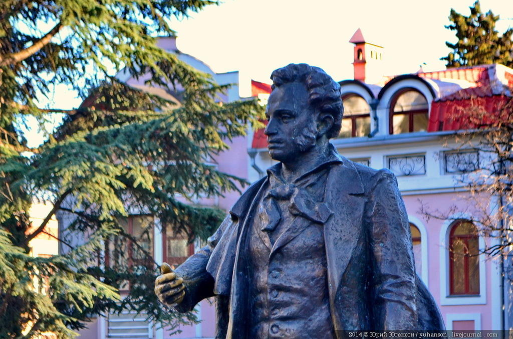 Россияне! Ялта смотрит на вас история,путешествия,туризм,экскурсионный тур