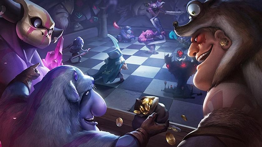 За первую неделю Dota Underlords загрузили около 1.5 млн игроков dota underlords,игроки,Игры