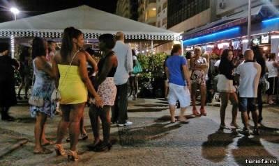 Новости секса в бразилии