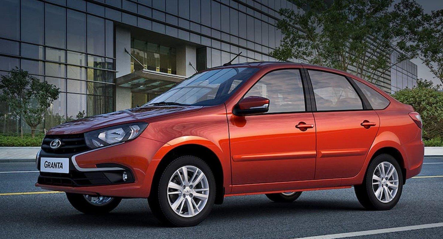 LADA Granta стала самым популярным автомобилем на «механике» в России в 2021 году Автомобили
