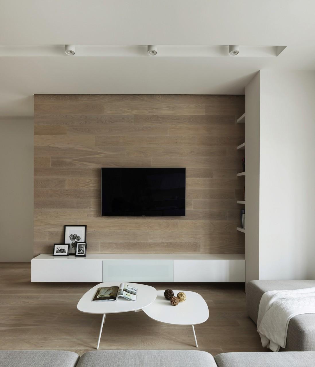 Интерьер московской квартиры площадью 100 квадратных метров в Москве