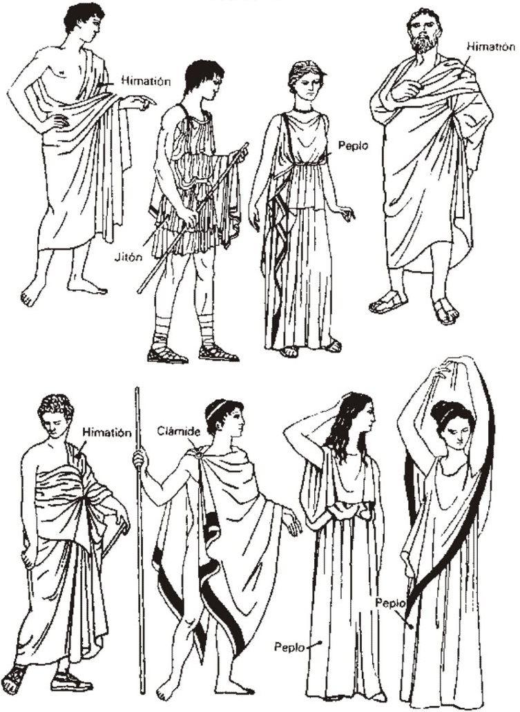 перейдите костюм древнего греции картинки диалог