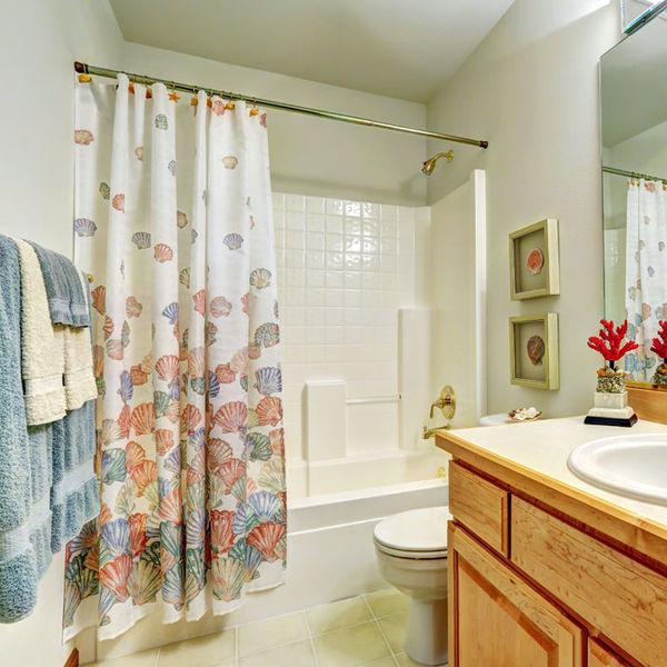 5 моментальных способов обновить ванную комнату