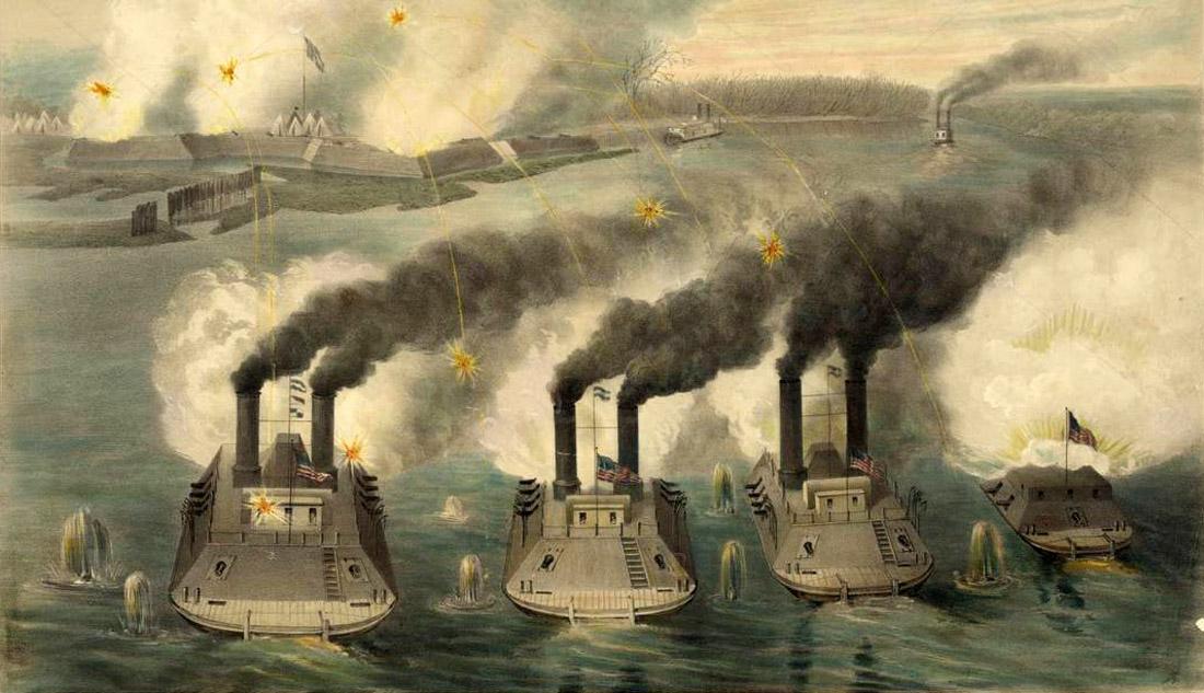 Capture of Fort Henry .jpg