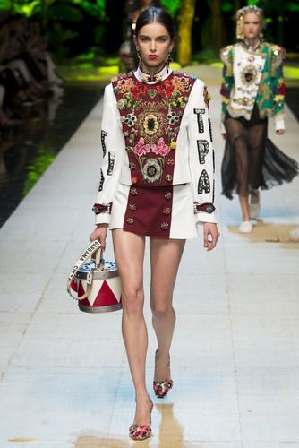 Новую коллекцию Dolce&Gabban…