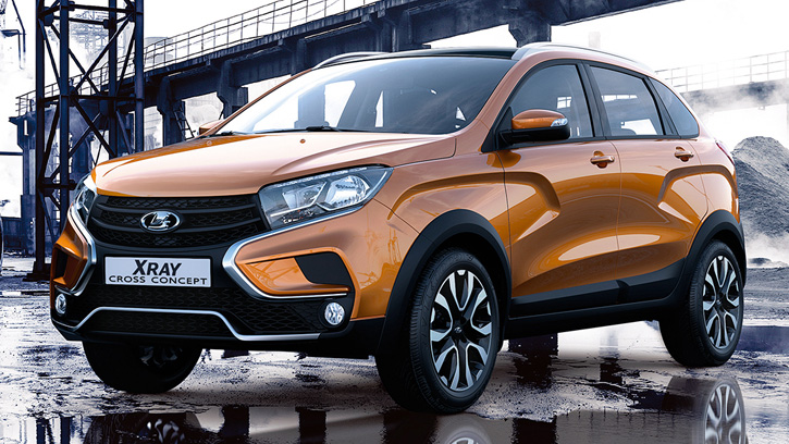 X-дизайн: новый автомобиль T…