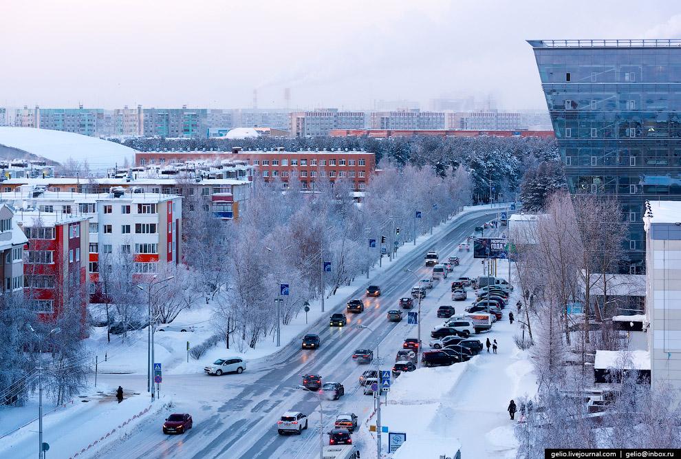 Улица Энергетиков.