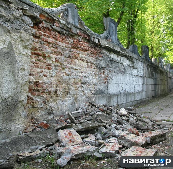 Российские регионы призвали скинуться на ремонт памятников во Львове