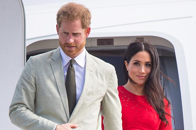 Почему Меган Маркл и принц Гарри отменили запланированный визит в Великобританию