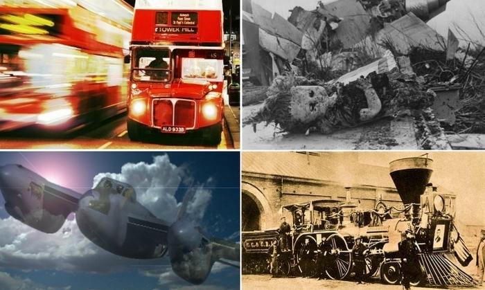 Транспортные средства, ставшие призраками.