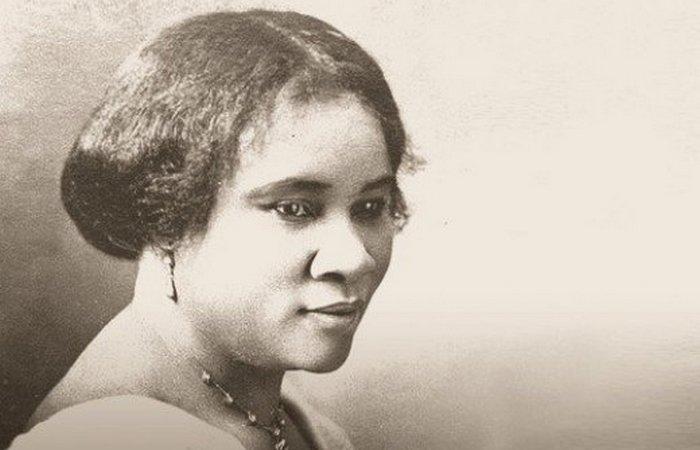 Удивительные женщины: Сара Бридлав - первая в Америке афроамериканка-миллионер