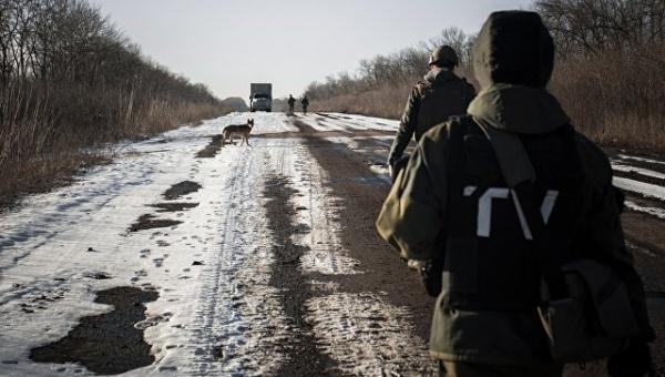 Под Дебальцевым под обстрел ВСУ попали журналисты