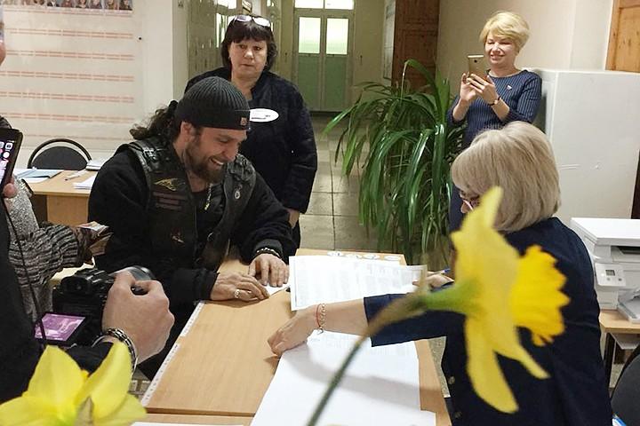 Байкер Хирург: В Севастополе…
