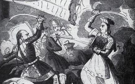 Госпожа Чжэн: из проституток в королевы пиратов история