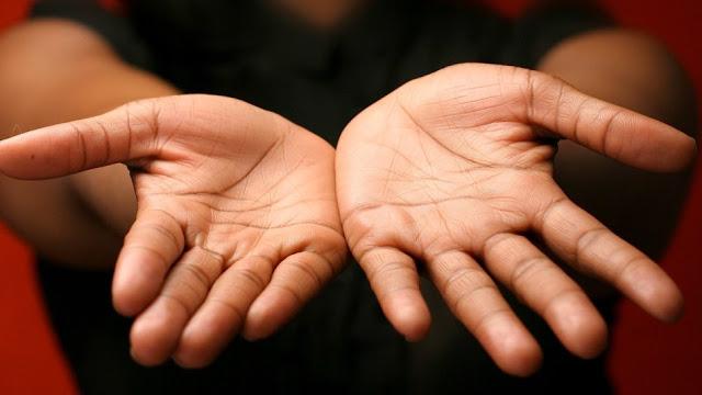Сохнет кожа рук. Народная помощь