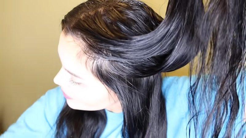 Макса для волос, которая сделает их здоровыми волосы, эффект, Лечебные, Смойте, размешайте, почти, полного, растворения, сахараНанесите, начиная, корней, заканчивая, кончиками, Оставьте, дольше, лучше, шампунемПовторяйте, обычным, добавьте, маску