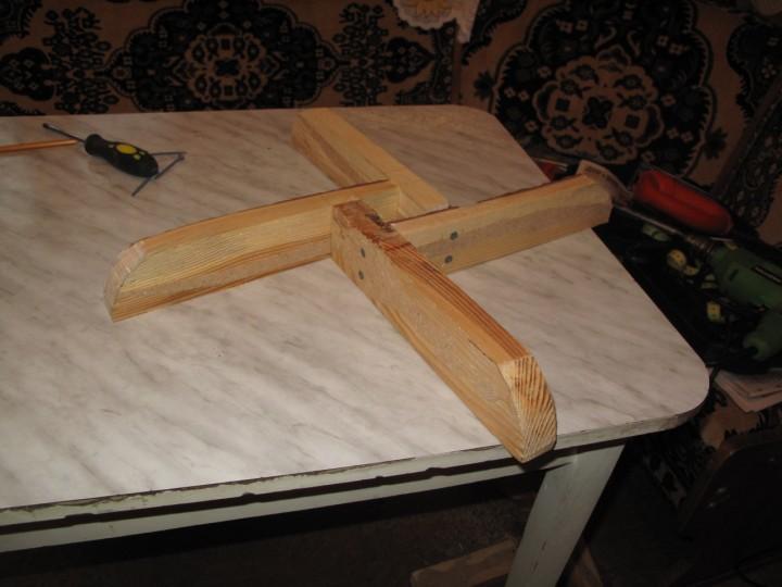Подставка-крестовина для ёлочки