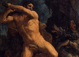 ГРЕКОМАНИЯ. Легендарные герои греческих мифов (краткий обзор)