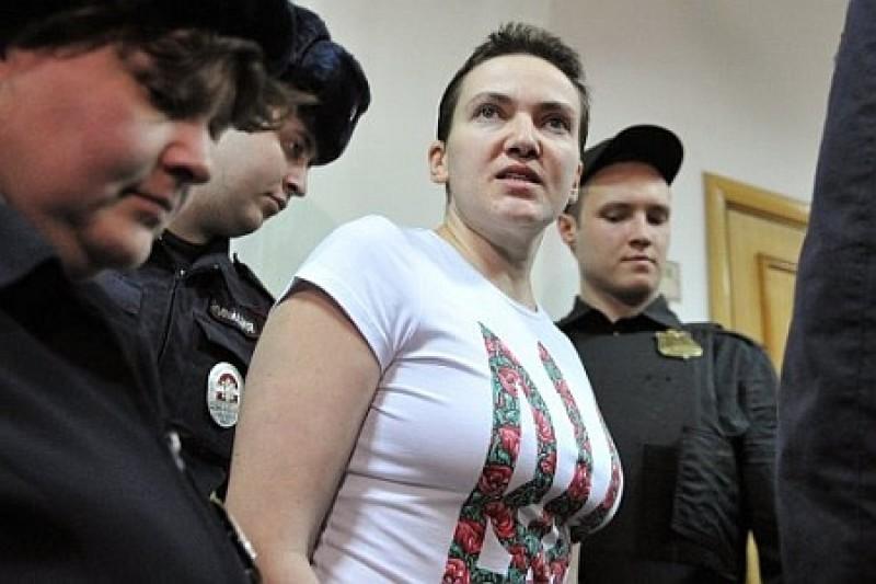 Надежда Савченко умрет в тюрьме