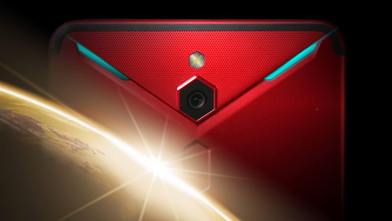 Nubia Red Magic 5G получит интересное цветовое оформление