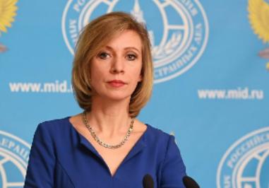 Мария Захарова о ситуации с приглашением Лаврова в Лондон