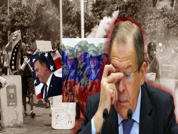 Россия поставила ультиматум США: в случае нападения американцев на Венесуэлу, мы нанесем ответный военный удар