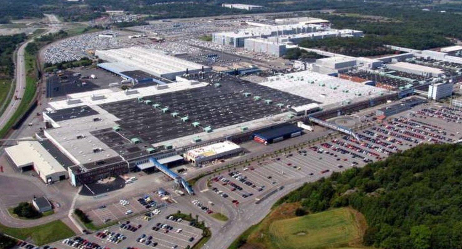 Завод Volvo в Швеции стал климатически нейтральным Автомобили
