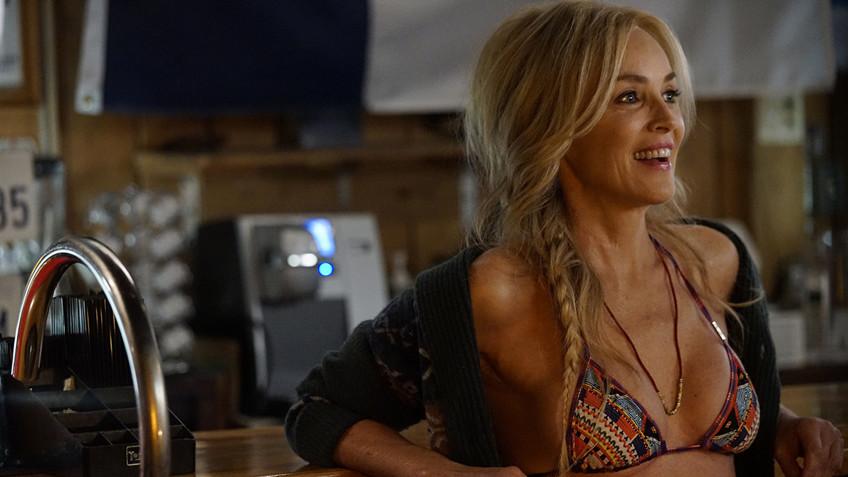 60-летняя Шэрон Стоун сыграла роль, написанную для 25-летней